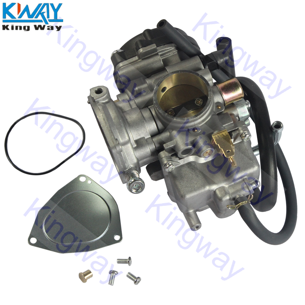F-blue Carburetor Carb Replacement for Bombardier//Can-am Outlander Max 400 4X4 2004-2008 AR1487CA154RA