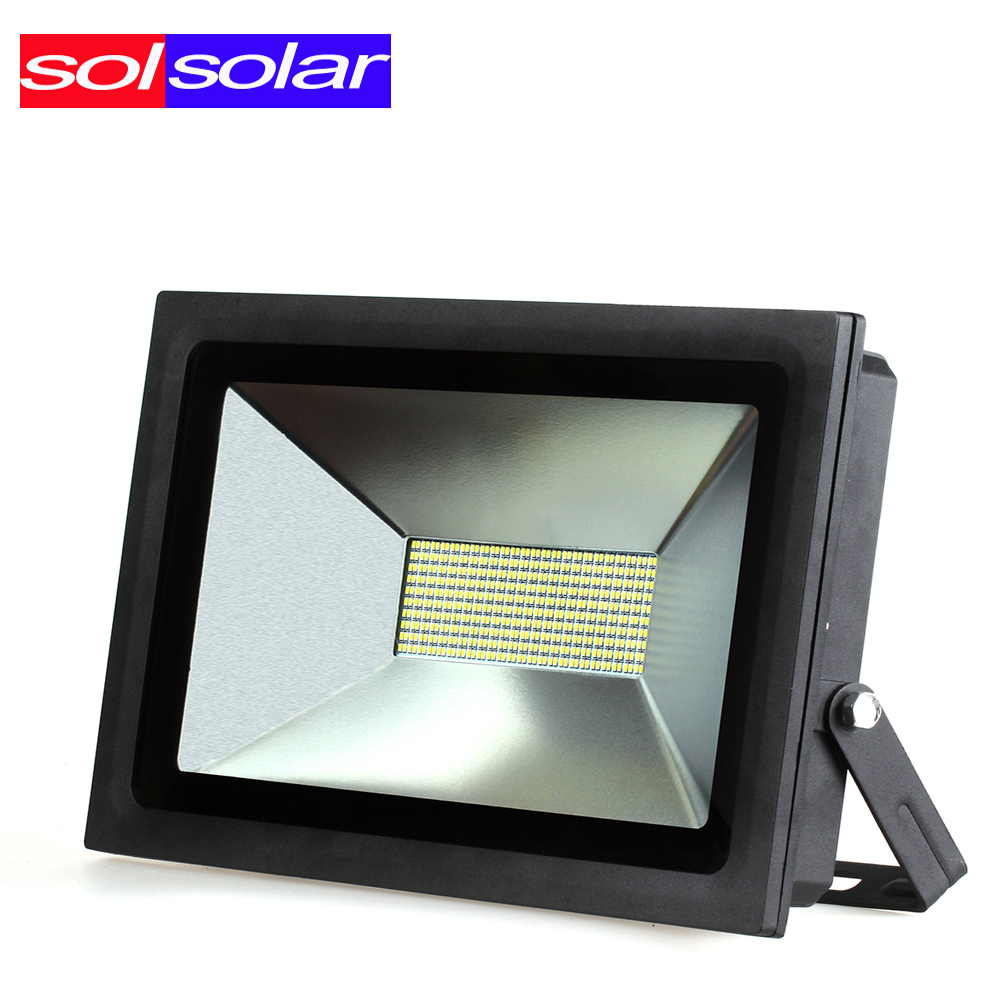4 Pcs/Lot 220V 110V 100W LED Floodlight Spotlight Outdoor Lighting LED Flood Light Lamp  Waterproof IP65 LED lighting<br><br>Aliexpress