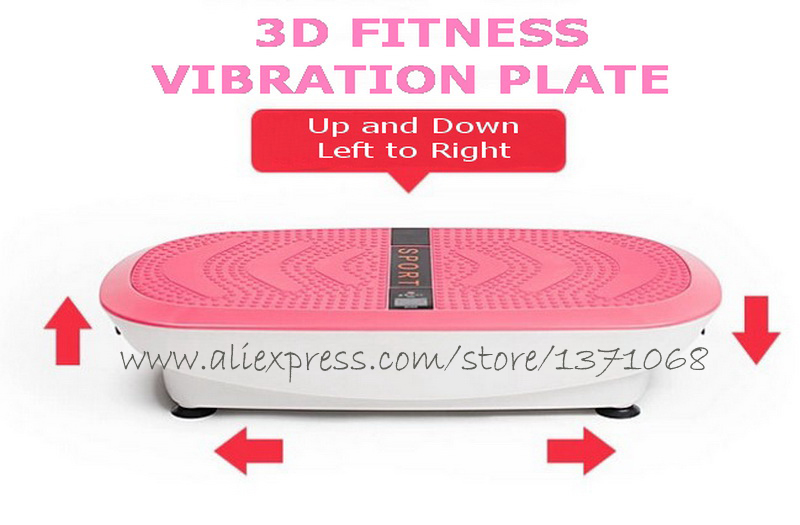 Power Plate Vibration Machine And Get Free Shipping On Aliexpress Com