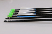 24pcs fiberglass arrow 32inch international wound tech shaft archery club practicing arrows