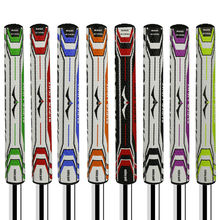 Golf putter grips Non-slip wrap Super light grips Size Mid grips 8 colors for you to choose free shipping(China)