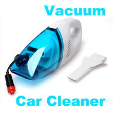 Auto Accessories Portable Car Vacuum Cleaner Handheld Mini Super Suction Wet Dry Dual Use Vaccum Cleaner