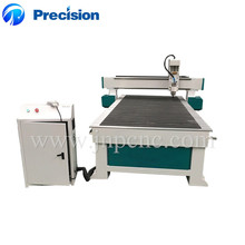 jinan 3 axis wood stair cnc router machine with dust collector(China)