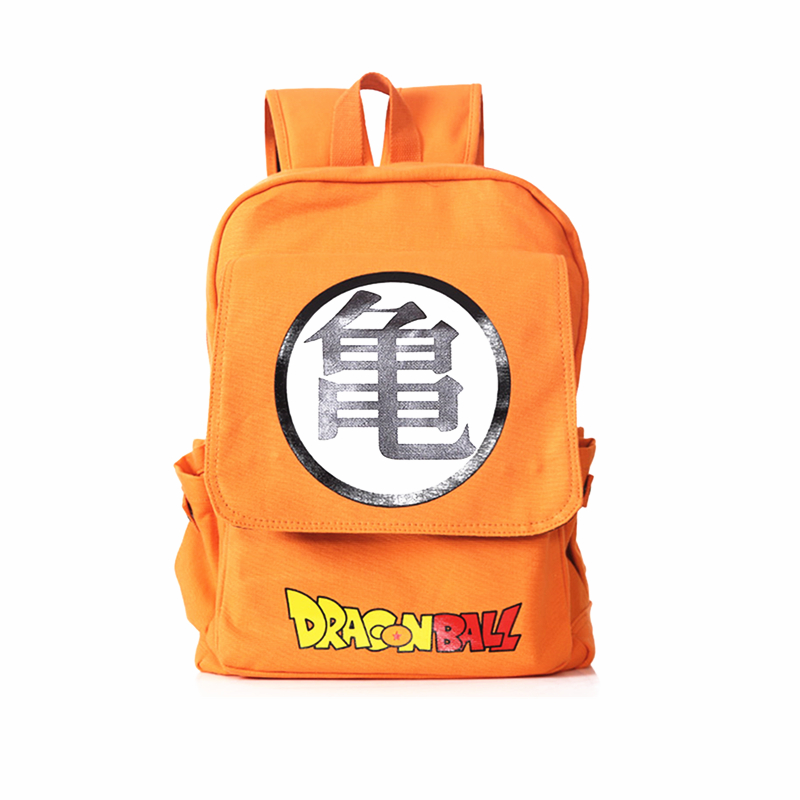 Dragon Ball Backpack School Bags For Teenagers Cartoon Kids School Backpack Super Saiyan Backpack<br>