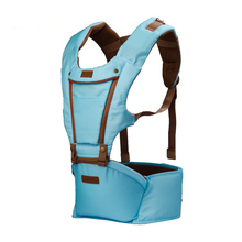 Multifunction Baby Carrier Backpack Front Opening Mesh Breathable Sling For Baby(China)