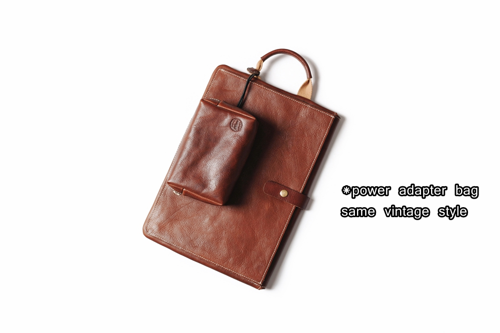 laptop bag leather