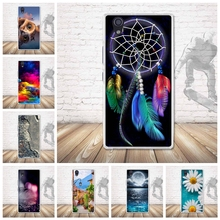 Protective Soft TPU Case For Lenovo P70 P70T Silicon Back Cover Cases Shell Skin Mobile Phone For Lenovo P70 P70T P 70 5inch