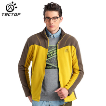 Fleece Jacket Men Trekking Thermal Travel Coats Men Camping Hiking Jacket Men's Outdoor Sports Climbing Sport Jackets HMJ0222-5(China)
