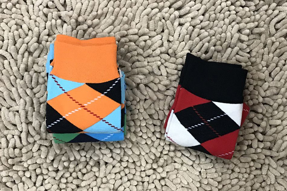 3-men socks
