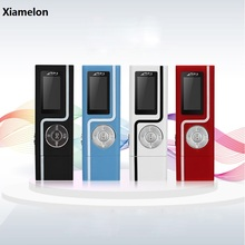 Xiamelon 2 In 1 Flash Drive U Disk + Portable USB Mp3 Digital LCD Screen Dual Earphones Hole High Sound Quality MP3 Music Player(China)