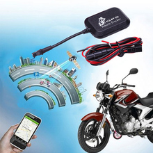 Car Electric Bicycle Motorcycle GPS Tracker SMS Network Trunk Tracking System Locator Device Google Link Real Time GPRS Tracker(China)