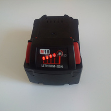 18V 3.0Ah Li ion Replacement BATTERY FOR FROMM P318 P326 P327 Strapping TOOL battery(China)