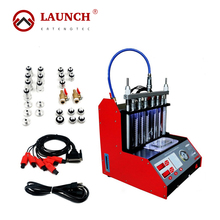 Original Launch CNC602A 220V/110V Injector Cleaner And Tester CNC-602A With English Panel CNC 602A(China)