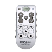 1 PC Universal Mini Smart Remote Control Controller Learn Function For TV DVD CBL VCD(China)