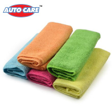 Wholesale AutoCare 5pcs 30*30cm Microfiber Cleaning Cloth Kitchen Towels Magic Household Glasses Car Clean Sponge Cloth