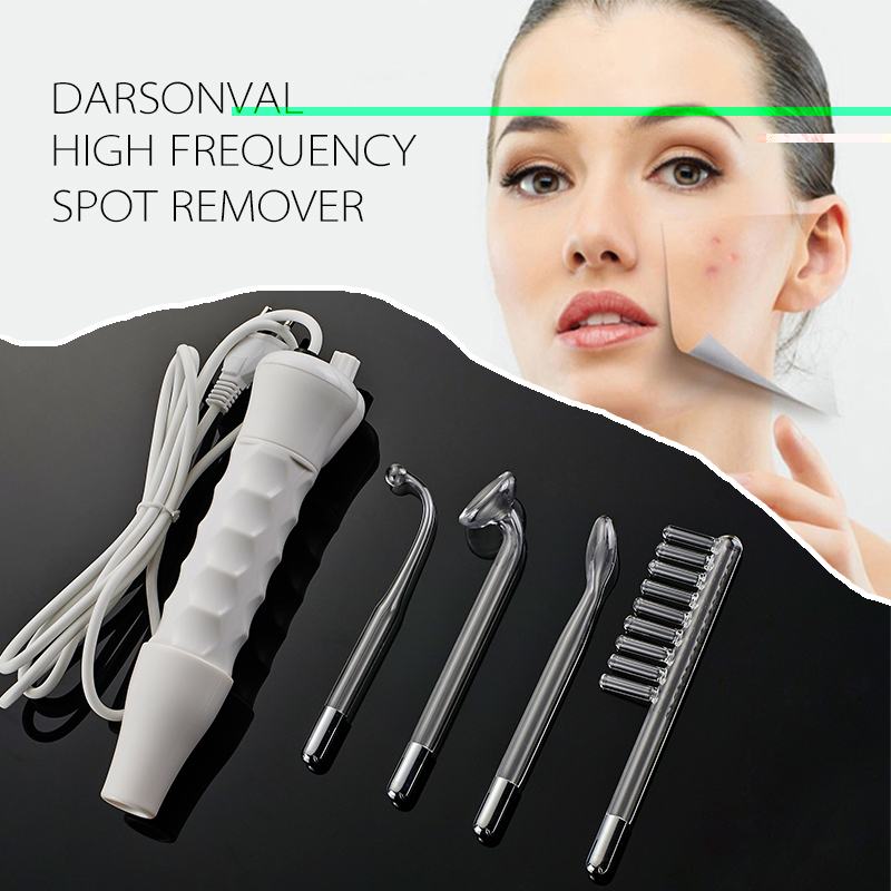 Darsonval High Frequency Bactericidal Spot Acne Meter Remover Portable Facial Skin Care Spa Beauty Device direct for Home Use<br><br>Aliexpress