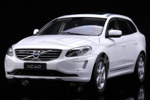 Diecast Car Model Volvo XC60 1:18 (White) + SMALL GIFT!!!!!!!!!!!