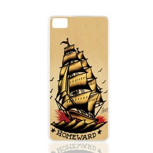 09378 Sailor Jerry Tattoo custom cell phone Cover Case for BQ Aquaris M5.0 for ZUK Z1 FOR GOOGLE nexus 6