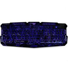 M200 Mechanical Pro 3 Backlight Modes Wired Gaming Keyboard For Desktop Laptop Mechanical Keyboard