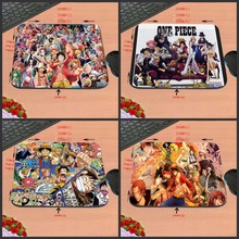 One Piece New Arrival Top Selling Print 18*22cm/25*20*cm/25*29cm Rubber Mouse Pad Computer Gaming Mouse Pad Gamer Play Mats(China)