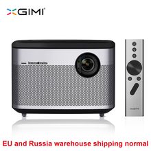 XGIMI H1 DLP Projector 1920x1080 Full HD 3D Support 4K Proyector Android 5.1 Bluetooth Wifi Home Theater 300inch Screen Beamer(China)