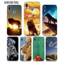 coque huawei nova 3i le roi lion