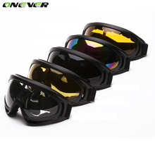 Outdoor Sport Cool Motocross ATV Dirt Bike Goggles motorcycle Off Road Racing Goggles Motor glasses Surfing Airsoft Paintba