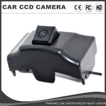 CCD CAR Front View Camera Logo Emblem Camera For TOYOTA LAND CRUISER PRADO 150 Night Vision Water Proof Parking Assist Camera