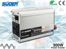 Suoer inverter solar power system 12v 220v inverter 300W solar power inverter(SAA-300A)