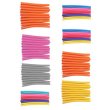New 10pcs Magic Hair Curler Roller Soft Sponge Bendy Twist Curls Hair Care Easy Hairdressing tool modeling Hot Sale(China)