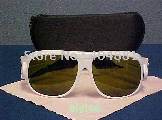 IPL laser safety eyewear (190-2000nm. O.D  4+ CE )<br>