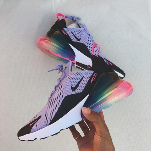 Sale Nike Air Max 270 Women's Running Shoes - Free + Shipping Sale