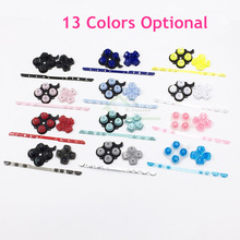 13 Colors Optional High Quality Left Right Buttons Set Replacement for PSP 2000 for PSP2000 Game Console