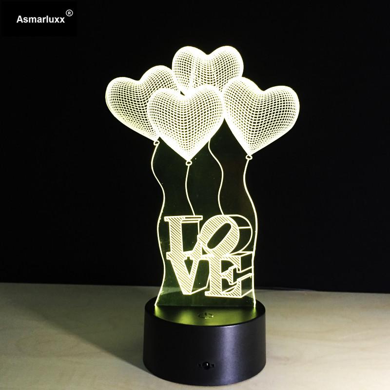 Asmarluxx 3D Night Lamp00403