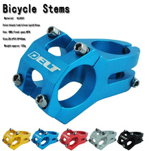 Super light MTB New BMX DH FR cycling Bicycle bike stem 31.8 * 28.6 * 40mm alloy AL6060 120g blue black silver gold red