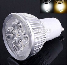 10pcs Super Bright Led Spotlight GU10 Dimmable 9W 12W 15W LED Bulb 110V 220V Light lamp Warm Cool White lampada GU10 LED lamp(China)