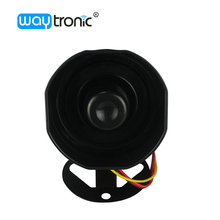 DC 12V mini small horn loud voice car alarm siren(China)