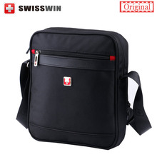 Buy Swiss Men Messenger Shoulder Bag crossbody Waterproof Shoulder bag Oxford Zipper Bag Men's Brand Travel Bags for $37.89 in AliExpress store