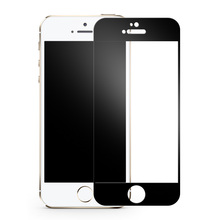 0.26mm Full Screen Tempered Glass Film For iphone 5s 5 Glass Screen Protector Saver protective For iphone SE 9H Hardness