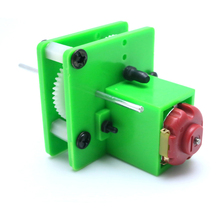 130 motor gear box/C4 deceleration motor production kit/physical experiment DIY material/toy accessories/technology model parts
