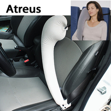 Buy Atreus Car styling accessories Protect neck sleeping pillow Peugeot 307 407 207 301 Renault Megane 2 3 Logan Captur Clio for $6.56 in AliExpress store