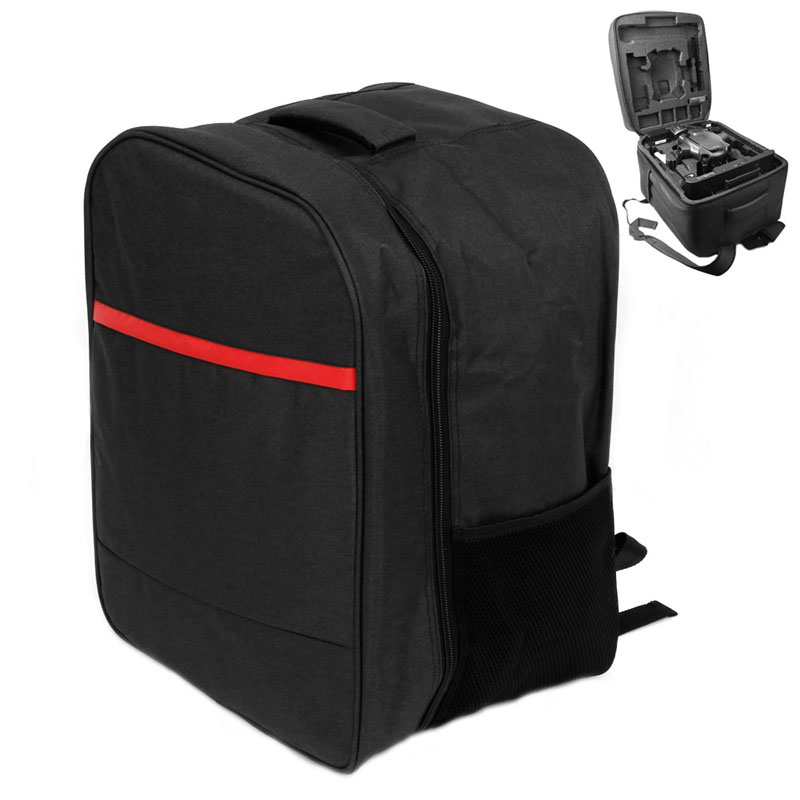 THINKTHENDO YUNEEC TYPHOON H H480 RC Drone Hard Shell Backpack Waterproof Shoulder Bag case<br>