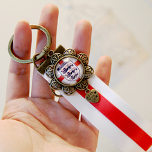 World Cup Keychainof France or Germany or England or Italy(China)