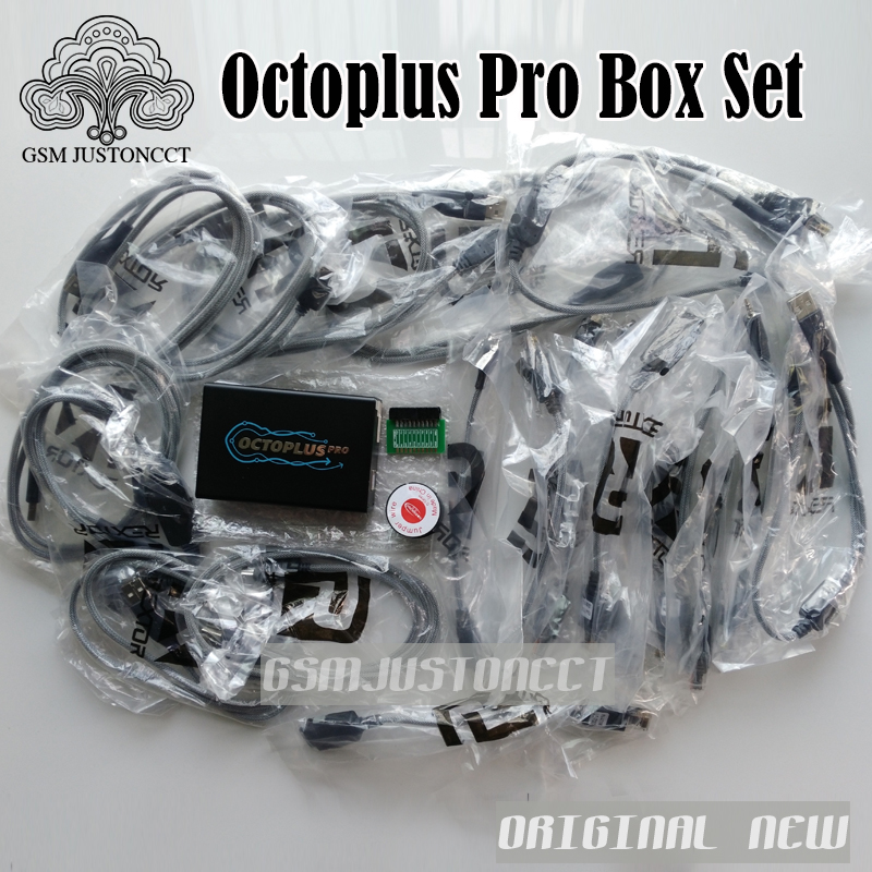 OCTOPLUS PRO box -gsmjustoncct f