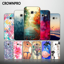 Buy CROWNPRO FOR Samsung A5 2017 A520 A520F Silicone Case Covers Back Protector FOR Samsung Galaxy A5 2017 A520 Phone Soft TPU for $1.20 in AliExpress store