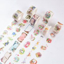Buy 1 pcs 3cm/2cm X 10m washi tape children like DIY Diary deco masking tape kawaii stationery scrapbooking tool Free for $1.45 in AliExpress store