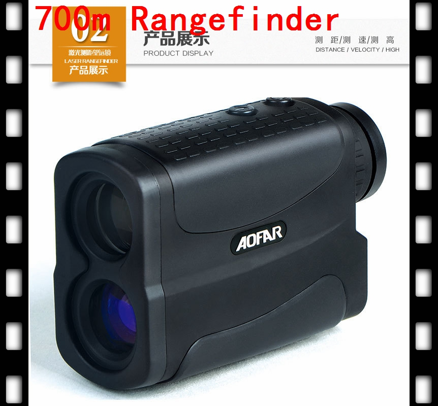 Hot telescope Golf Laser Rangefinder Rangefinder Rangefinder Measuring Distances hunting monocular 10x25 meter 700m for hunting<br><br>Aliexpress