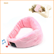 2016 Hot Sale High Quality Stereo Wireless Headset Sleep Headphones Bluetooth For Listenting Music Answering Phone Also Eye Mask
