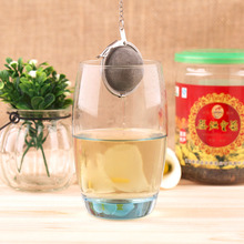 Stainless Steel Tea Infuser Tea Ball Strainer Mesh Infuser tea Filter infusor Mesh Herbal Ball Kitchen tools Diameter 5cm(China)