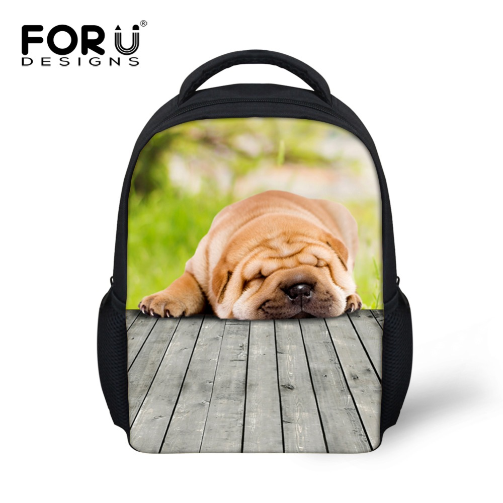 FORUDESIGNS High Quality Large School Bag for Boys Girls Children Backpack Students Backpack Cute Print School Bag Kids Book Bag<br><br>Aliexpress
